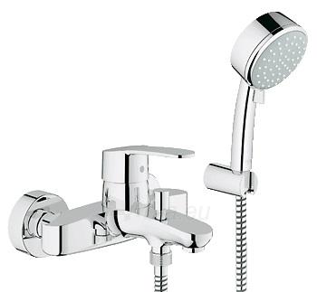 Eurostyle Cosmo vonios maišytuvas, chromas Paveikslėlis 1 iš 1 270725000326