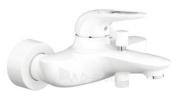 Eurostyle New vonios/dušo maišytuvas, baltas Paveikslėlis 1 iš 2 310820165754