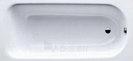 Eurowa vonia 170x70 cm, su skylēmis rankenoms balta Paveikslėlis 1 iš 1 270716000900