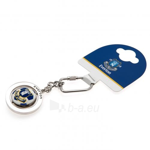 Everton F.C. sukamas raktų pakabukas Paveikslėlis 2 iš 3 251009000384