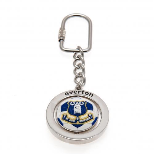 Everton F.C. sukamas raktų pakabukas Paveikslėlis 3 iš 3 251009000384