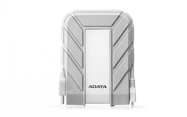 External HDD Adata HD710A 2.5 2TB USB 3.0 Waterproof/Dustproof/Shock-Resistant Paveikslėlis 1 iš 3 250255521829