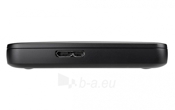 External HDD Toshiba Canvio Basics 2.5 1TB USB3, Black Paveikslėlis 5 iš 6 250255521743