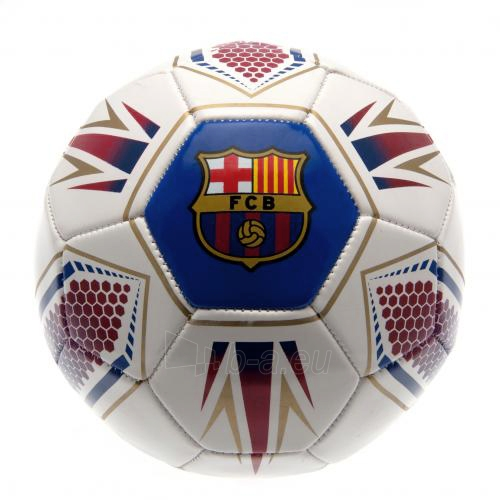 F.C. Barcelona futbolo kamuolys (Baltas) Paveikslėlis 1 iš 4 251009000407