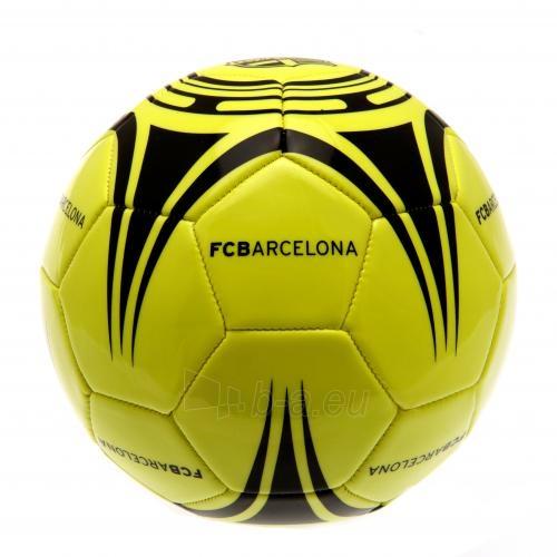 F.C. Barcelona futbolo kamuolys (Geltonas) Paveikslėlis 3 iš 4 251009001070