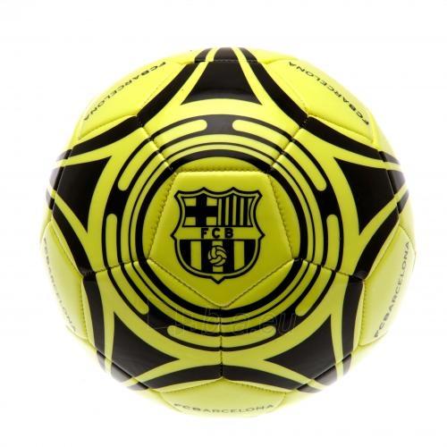 F.C. Barcelona futbolo kamuolys (Geltonas) Paveikslėlis 4 iš 4 251009001070