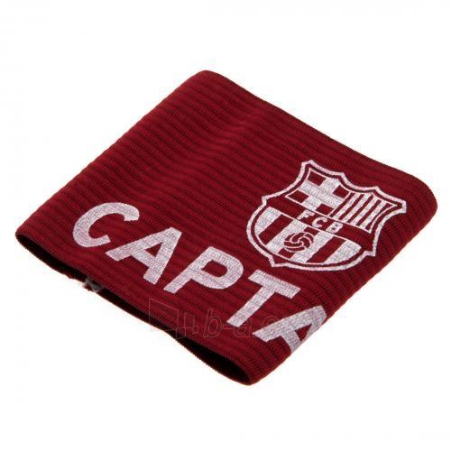 F.C. Barcelona kapitono rankos raištis Paveikslėlis 1 iš 4 251009000410