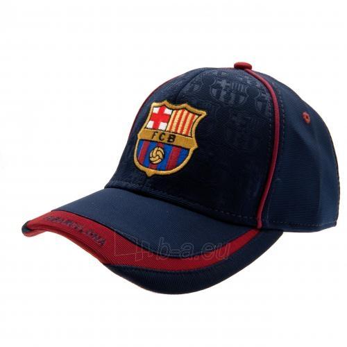 F.C. Barcelona kepurėlė su snapeliu (Išsiuvinėta) Paveikslėlis 1 iš 3 251009001256