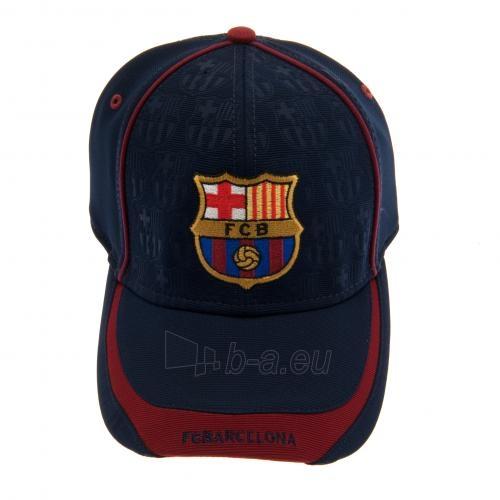 F.C. Barcelona kepurėlė su snapeliu (Išsiuvinėta) Paveikslėlis 3 iš 3 251009001256