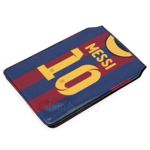 F.C. Barcelona kortelių įdėklas (Messi) Paveikslėlis 1 iš 4 251009000417