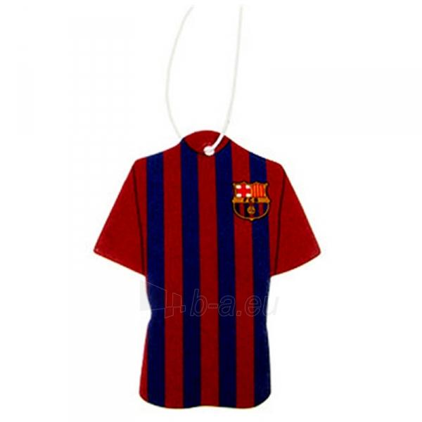 F.C. Barcelona marškinėlių formos oro gaiviklis Paveikslėlis 1 iš 2 251009001523