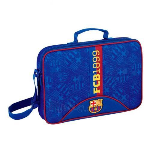 F.C. Barcelona mokyklinis portfelis Paveikslėlis 1 iš 2 251009001263