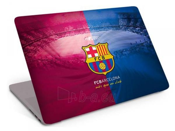 F.C. Barcelona nešiojamojo kompiuterio lipdukas Paveikslėlis 1 iš 2 251009000423