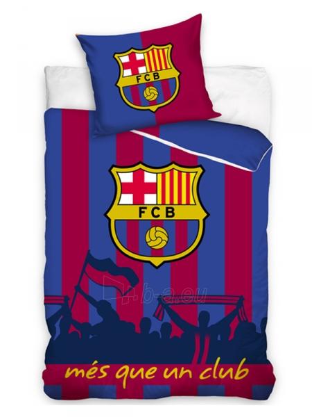 F.C. Barcelona patalynės komplektas (Mes que un club) Paveikslėlis 1 iš 2 251009001551