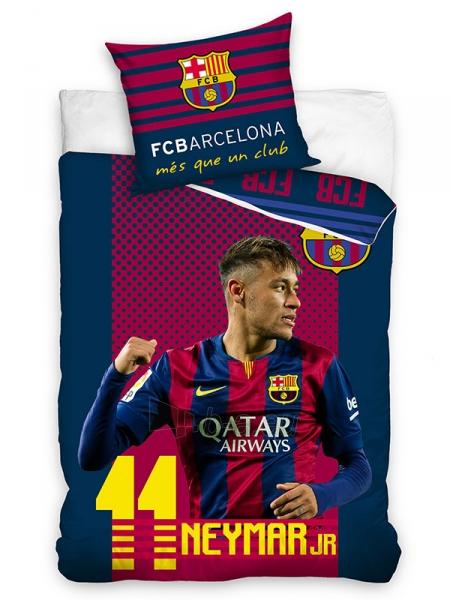 F.C. Barcelona patalynės komplektas (Neymar Jr) Paveikslėlis 1 iš 2 251009001589