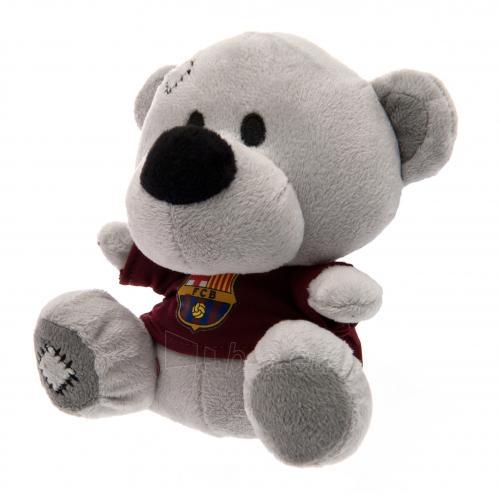 F.C. Barcelona pliušinis meškiukas (Pilkas) Paveikslėlis 2 iš 4 310820060905
