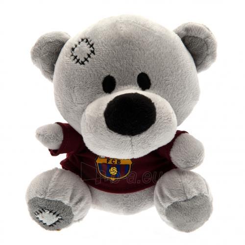 F.C. Barcelona pliušinis meškiukas (Pilkas) Paveikslėlis 3 iš 4 310820060905