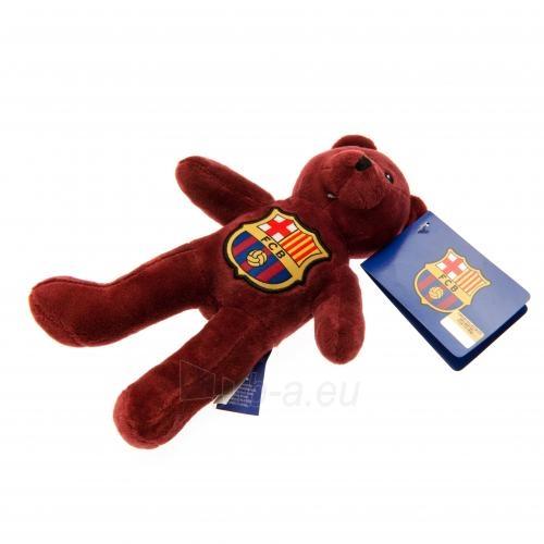F.C. Barcelona pliušinis meškiukas Paveikslėlis 3 iš 4 251009000439