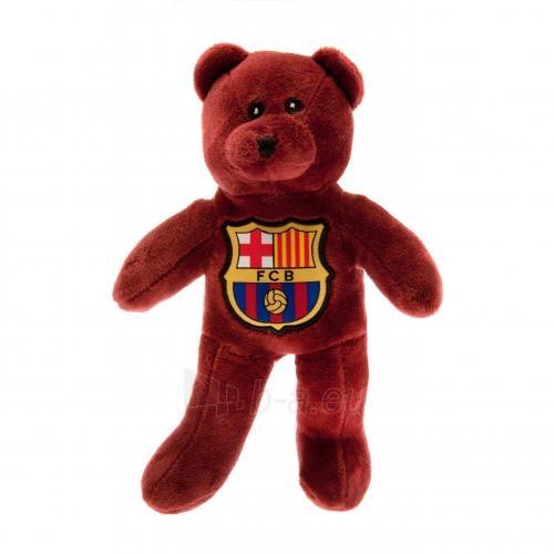 F.C. Barcelona pliušinis meškiukas Paveikslėlis 4 iš 4 251009000439