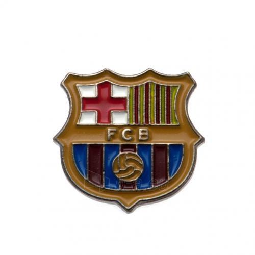 F.C. Barcelona prisegamas logotipo formos ženklelis Paveikslėlis 2 iš 3 251009000445