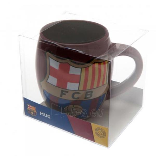 F.C. Barcelona puodelis (Bordo) Paveikslėlis 2 iš 4 251009001513