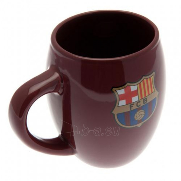 F.C. Barcelona puodelis (Bordo) Paveikslėlis 3 iš 4 251009001513