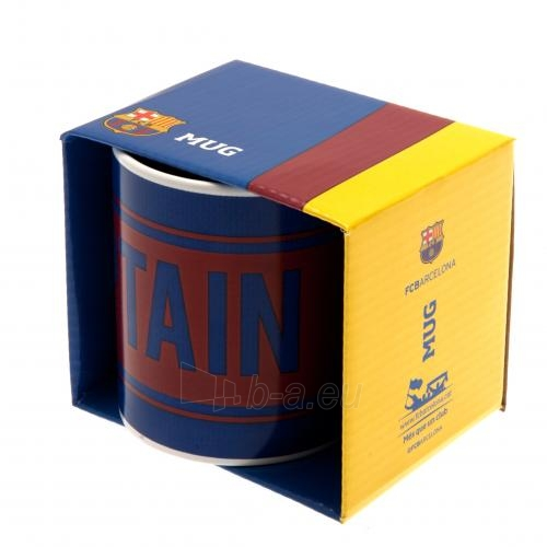 F.C. Barcelona puodelis (Captain) Paveikslėlis 2 iš 5 310820060964