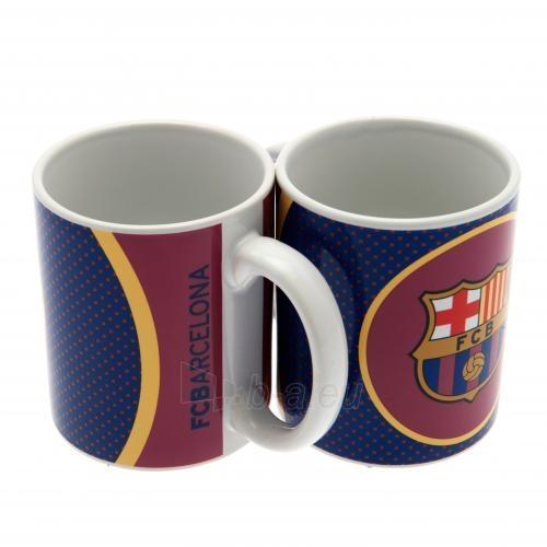 F.C. Barcelona puodelis Paveikslėlis 1 iš 5 251009000447