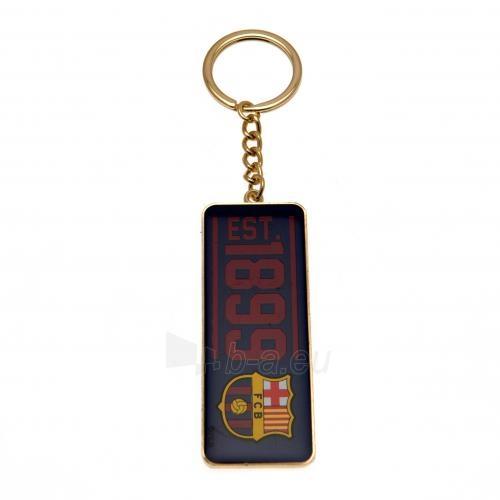 F.C. Barcelona raktų pakabukas (Nuo 1899) Paveikslėlis 1 iš 4 251009001266