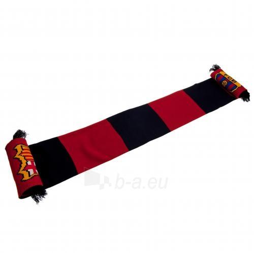 F.C. Barcelona šalikas (Juodas ir bordo) Paveikslėlis 1 iš 5 310820060647