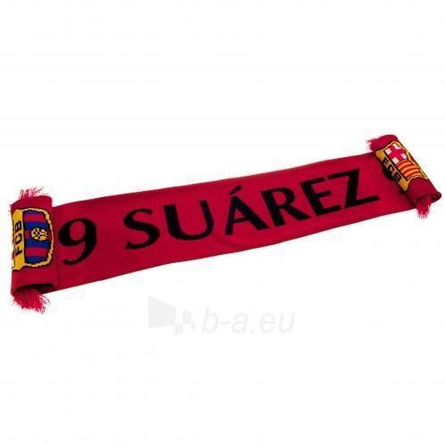 F.C. Barcelona šalikas (Suarez) Paveikslėlis 3 iš 7 251009000471