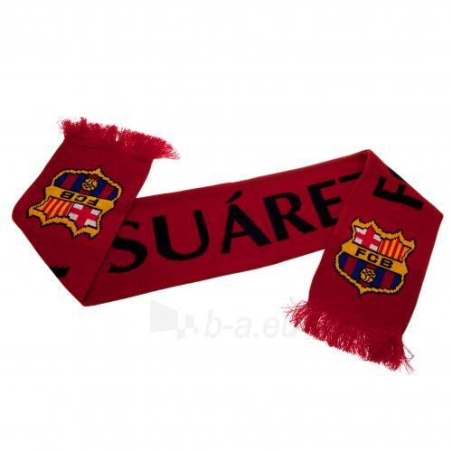 F.C. Barcelona šalikas (Suarez) Paveikslėlis 5 iš 7 251009000471