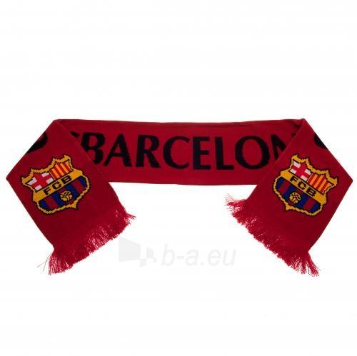 F.C. Barcelona šalikas (Suarez) Paveikslėlis 7 iš 7 251009000471