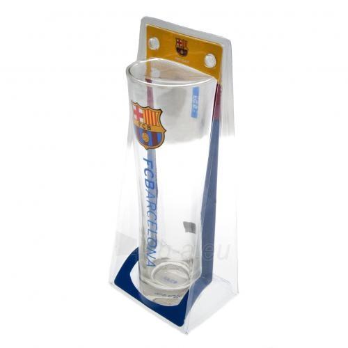 F.C. Barcelona stiklinė alaus taurė Paveikslėlis 3 iš 4 251009000476