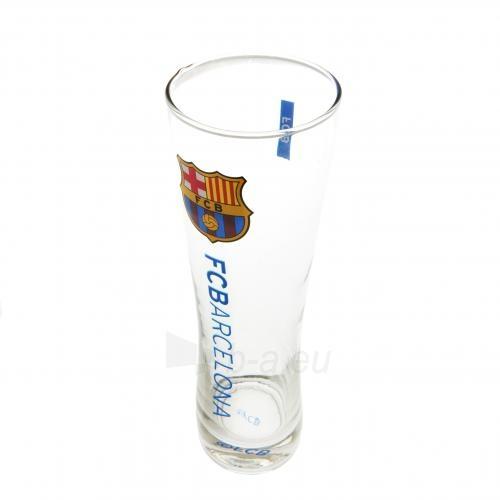 F.C. Barcelona stiklinė alaus taurė Paveikslėlis 4 iš 4 251009000476