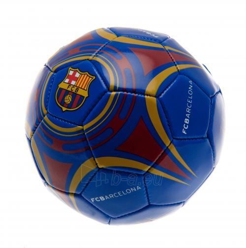 F.C. Barcelona treniruočių mini kamuolys (Mėlynas) Paveikslėlis 1 iš 4 251009001556