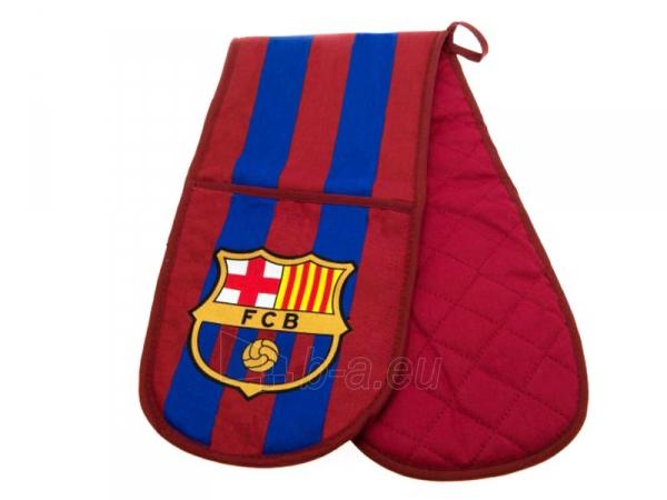 F.C. Barcelona virtuvės pirštinės Paveikslėlis 1 iš 3 251009000484