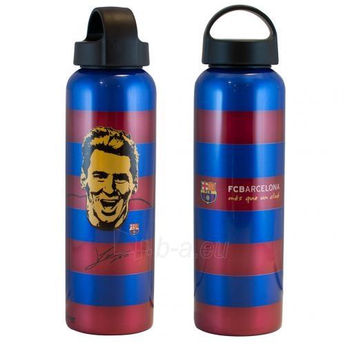 F.C. Barcelona XL aliuminio gertuvė (Messi) Paveikslėlis 1 iš 3 251009001557