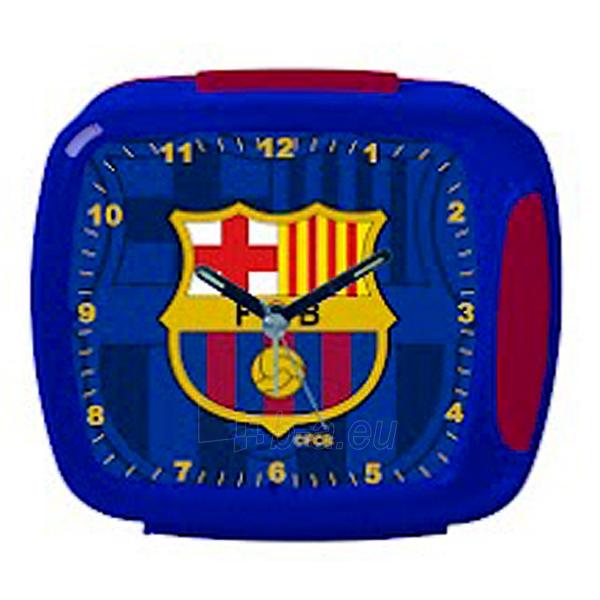 F.C. Barcelona žadintuvas (Mėlynas) Paveikslėlis 1 iš 2 251009001543