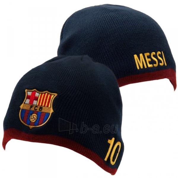 F.C. Barcelona žieminė kepurė (Messi) Paveikslėlis 1 iš 6 310820060909