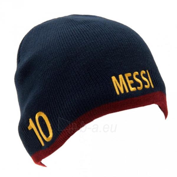F.C. Barcelona žieminė kepurė (Messi) Paveikslėlis 3 iš 6 310820060909