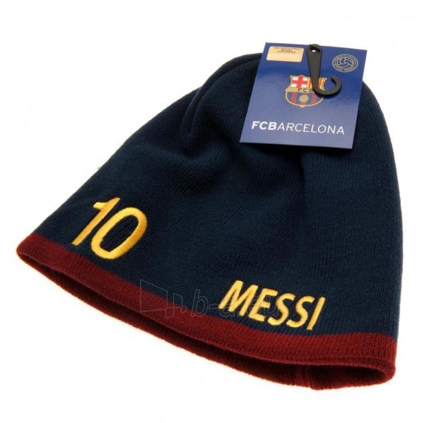 F.C. Barcelona žieminė kepurė (Messi) Paveikslėlis 5 iš 6 310820060909