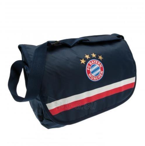 F.C. Bayern Munich krepšys per petį (Mėlynas) Paveikslėlis 1 iš 4 251009001564