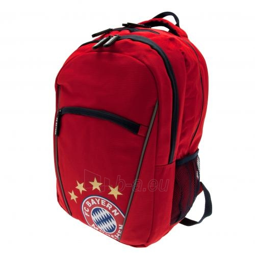 F.C. Bayern Munich kuprinė (Raudona) Paveikslėlis 1 iš 2 251009001572