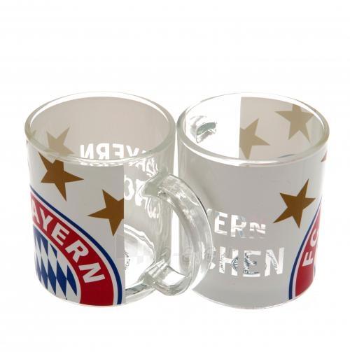 F.C. Bayern Munich stiklinis puodelis Paveikslėlis 1 iš 5 251009001592