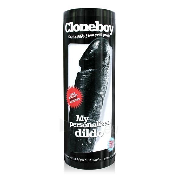 Cloneboy® - Juodas Dildo Paveikslėlis 1 iš 2 2514051000004