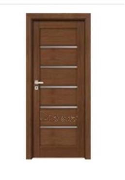 Faneruota durų varčia INVADO Domino4 be skylės raktui (80) Paveikslėlis 1 iš 2 310820022783
