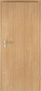Foiled door leaf INVADO Norma1 D90 oak (B224) without key hole Paveikslėlis 2 iš 2 237930400568