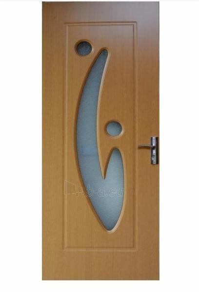 Foiled door leaves MVL-080 60 x 200 cm Paveikslėlis 1 iš 5 237930400212