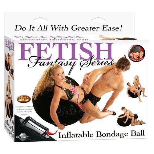 Fetish Fantasy Pripučiamas suvaržymų kamuolys Paveikslėlis 1 iš 3 25140923000005